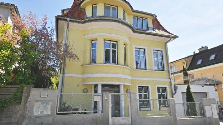 Wunderschöne JAHRHUNDERTWENDE-VILLA im SACHSENVIERTEL, Klosterneuburg