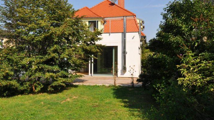 WOHNEN und ARBEITEN in schöner JAHRHUNDERTWENDE-VILLA, Klosterneuburg